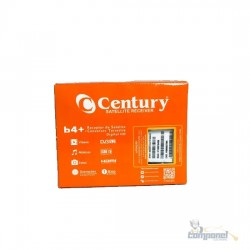 Receptor Midiabox B4 Century Hd Digital Conversor Midia Box